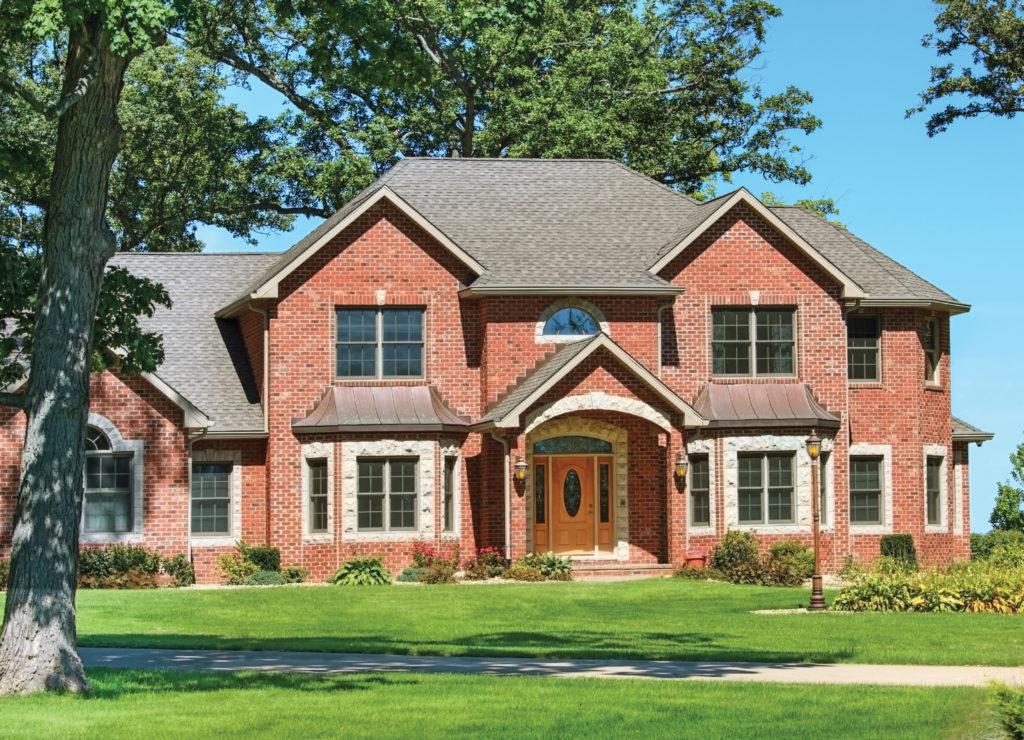 builder brick house